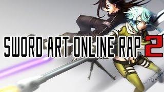 Rap de Sao 2 (Sword Art Online) (GGO) (Con KGrayWolf) | SrMecossT