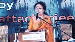 MEGH MEDUR BOROSAY and EMONO DINE TARE BOLA JAY,  by Soumi Bhattacharya
