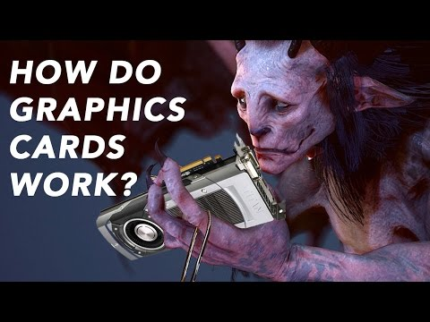 How Do GRAPHICS CARDS Work