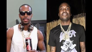 Meek Mill says He Wont Fight Safaree 1 v 1 and warned him to stay out of LA for BET Awards weekend.