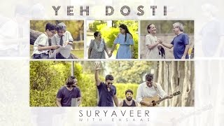 Yeh Dosti - Suryaveer | Cover | Sholay | Friendship's Day Special