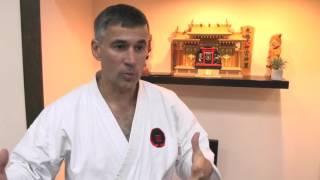 Интервью с Богданом Курилко, Окинава Годзю-рю