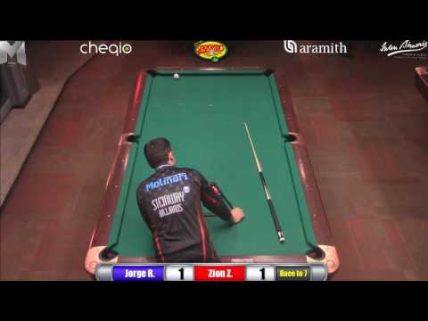 2017 Hall Of Fame Championship Jorge Rodriguez vs Zion Zvi Semi-Final Match