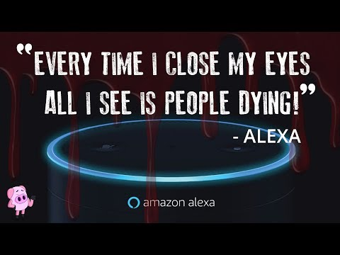 Xxx Mp4 Scary Things Alexa Siri Say Are Cause For Concern 3gp Sex