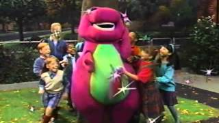 Opening to Barney's Exercise Circus 1996 VHS