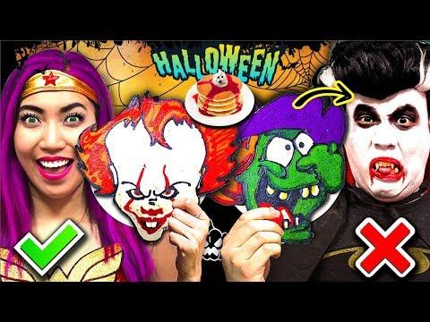 Xxx Mp4 Lucu Halloween Pancake Art Challenge Siapa Yang Akan Menang Cc Tersedia 3gp Sex