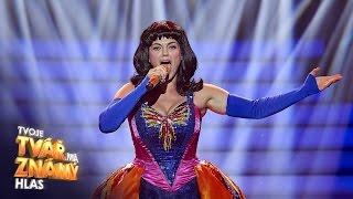 Marta Jandová jako Katy Perry -
