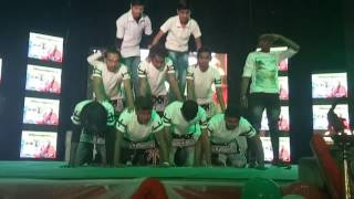 Independence day special performance group dance by mukesh popper ...