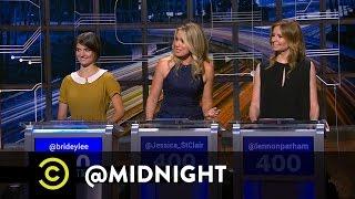 #HashtagWars Recap - Week of 8/17 - @midnight with Chris Hardwick