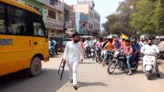 Shiv sena sher-e-punjab rally firozpur