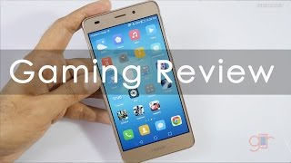 Huawei Honor 5C Smartphone Gaming Review