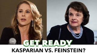 Rumour: TYT Host Ana Kasparian To Challenge Feinstein For Senate