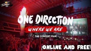 One Direction: Where We Are - The Concert Film ( Full DVD) [Free - Online]