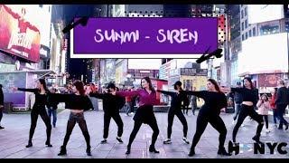 [KPOP IN PUBLIC CHALLENGE NYC] SUNMI(선미) - Siren(사이렌) Dance Cover