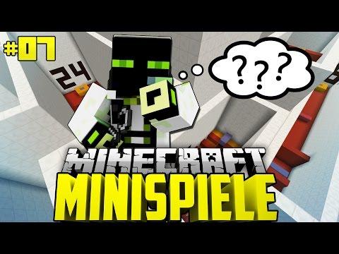 SELBSTBAUENDE WEGE Minecraft Minispiele DeutschHD - Minecraft minispiele