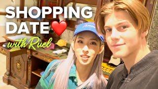 [ENG] Shopping Date with, RUEL / 호주 훈남 싱어송라이터 루엘과 쇼핑 데이트 했어요!😜, 얼마만에 데이트야ㅋㅋㅋㅋ