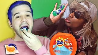 WHY ARE PEOPLE EATING TIDE PODS *don