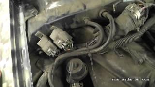 Fuel Pump Electrical Circuit Diagnosis (no Fuel Pressure Testing) GM