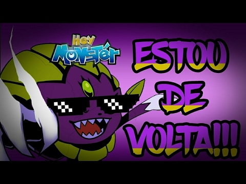 [Hey Monster] - PVP Pokemon League #18 Voltei Galera \o\0/o/