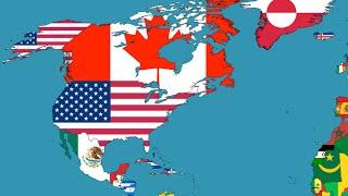 Top 11 North American Nation Anthems