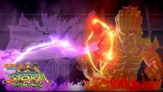 Combo de técnica suprema, Naruto Shippuden Ultimate Ninja Storm Revolution