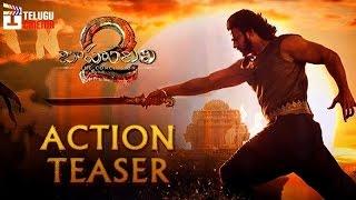 Baahubali 2 Release ACTION TEASER   Prabhas   Rana   Anushka   Rajamouli   #Baahubali2   #WKKB