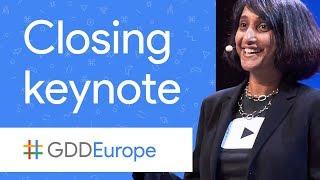 Closing Keynote (GDD Europe