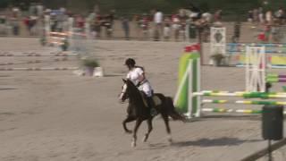Morgane et Azalée - Lamotte 2016 -  P2 D junior excellence - ep 2 bis