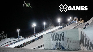 Hailey Langland wins Women's Snowboard Big Air gold