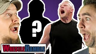 What Next For Brock Lesnar After WWE Crown Jewel?   WrestleRamble