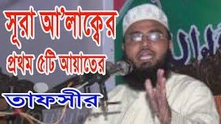 New Islamic Bangla Waj Mahfil 2016 By মাওলানা মুফতি হারুন আমেরী || New Hafizur rahman