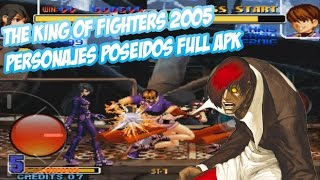 Descargar The King Of Fighters 2005 plus Para Android Sin Emulador 2017 Full Apk