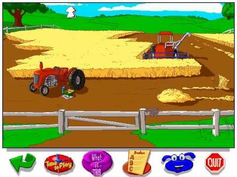 Let s Play Let s Explore The Farm With Buzzy The Knowledge Bug Part 1