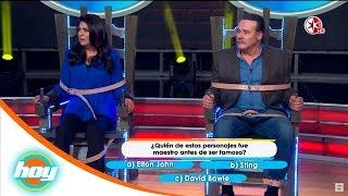 Victoria Ruffo vs César Évora | La Silla Eléctrica | Hoy