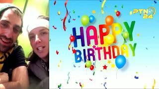 Happy Birthday to Samson Salamat