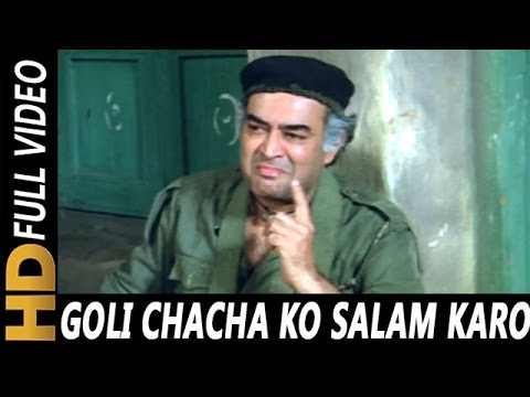 Xxx Mp4 Goli Chacha Ko Salam Karo Suresh Wadkar Mera Dost Mera Dushman 1984 Songs Sanjeev Kumar 3gp Sex