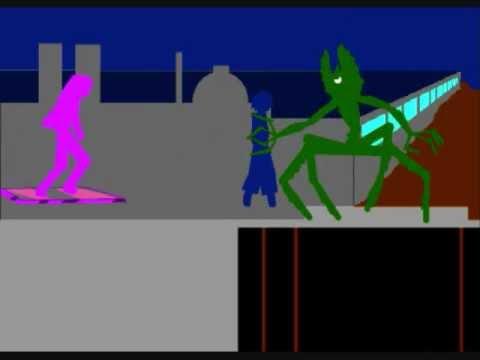 Ben 10 Ultimate alien Pivot part 1