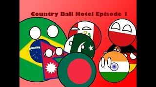 Countryball Hotel Episode 1