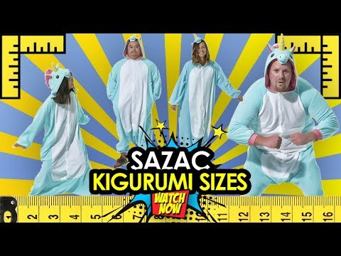 Xxx Mp4 What Size SAZAC Kigurumi Will You Wear 3gp Sex