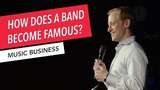 How Does a Band Become Famous? | Alex White | Next Big Sound | Pandora | Berklee Onsite