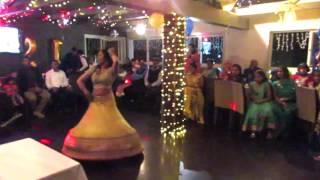21st Birthday Bollywood Dance Performance