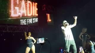 CADERA - Gadiel (Luna Park 8.6.16) Dangerous Tour