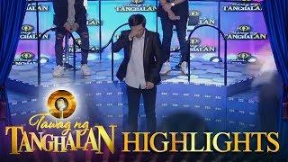 Tawag ng Tanghalan: Ato Arman dethrones Douglas Dagal from his 'Seat of Power'