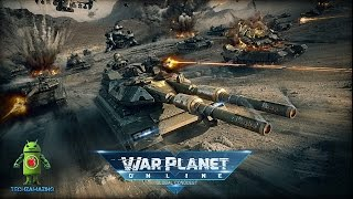 War Planet Online: Global Conquest Gameplay (iOS / Android) - By GAMELOFT