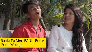 SRK Saying Banja Tu Meri RANI   Bantai It