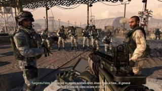 Call of Duty 6 Modern Warfare 2 - Acto 1 Misión 1 -  'Otro dia, la misma mierda' - Español HD