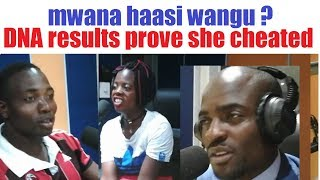 DNA results prove kuti Akambohura