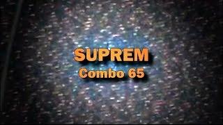 SUPREM Combo 65 - Vintage Handwired 1965 all tube amp