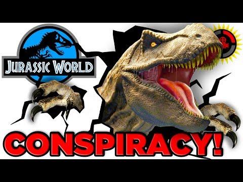 Film Theory Jurassic World Was An INSIDE JOB Jurassic World