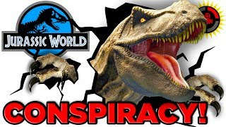 Film Theory: Jurassic World Was An INSIDE JOB! (Jurassic World)